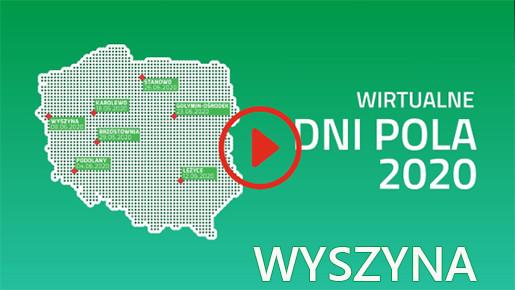 Lokalizacje 2020 - Wyszyna